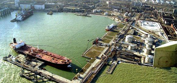 SOCAR стала оператором нефтетерминала в Одессе, чтобы упростить поставки нефти на Кременчугский НПЗ и не только