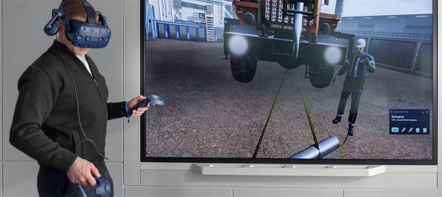 Газпромнефть-Ямал расширяет возможности VR-обучения