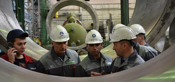 ROSATOM has piloted an innovative annealing technology enabling life-extension of large-capacity reactors