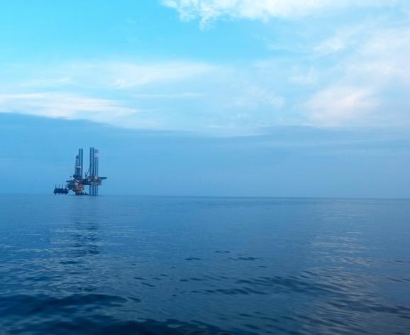 Флюидодинамические аномалии Каспийского моря