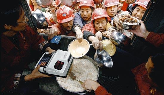 Судьба «золотого миллиарда» в руках миллиарда китайцев