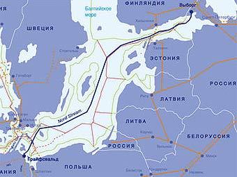 Швеция поставила треску выше «Северного потока»