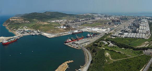 Petkim ввел в строй на своей ветряной электростанции генерирующие объекты на 42 МВт. Осталось еще 9 МВт