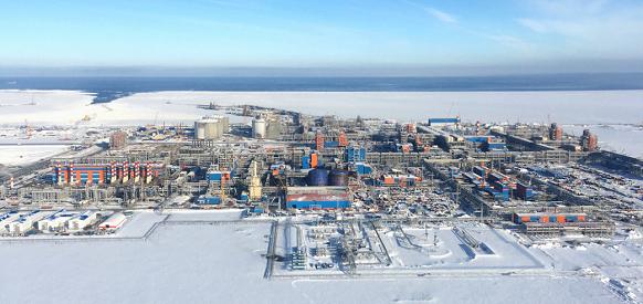 Россия увеличила экспорт СПГ в страны АТР за 5 месяцев на 41,2% до 9,7 млрд м3