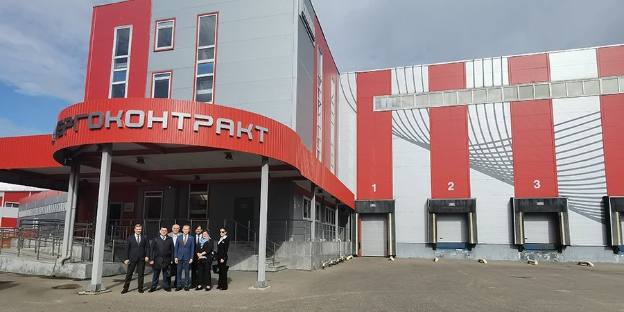 Руководители РЖД посетили производственные площадки Энергоконтракт