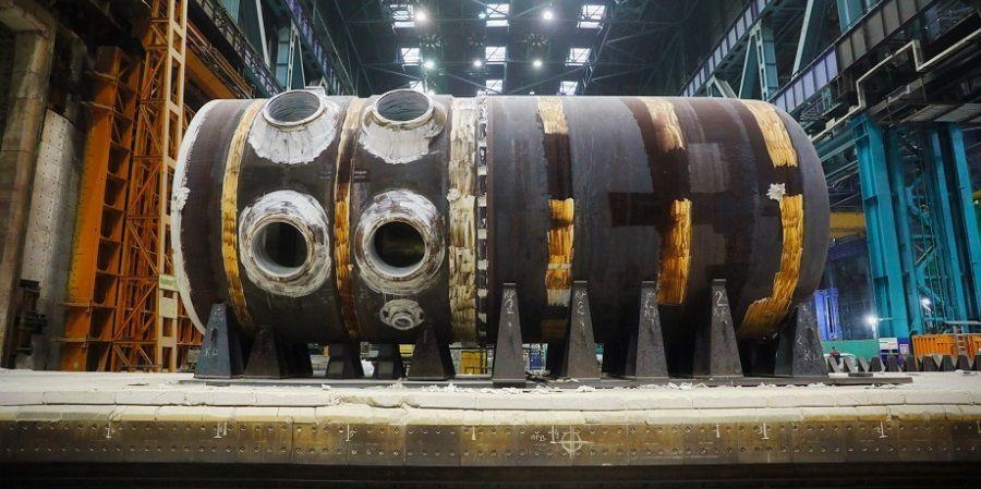 На Атоммаше завершилась термообработка корпуса реактора для 2-го блока АЭС Руппур