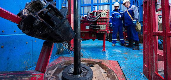 1-й опыт. На восточном участке Оренбургского месторождения Газпром нефть провела кислотно-проппантный гидроразыв пласта
