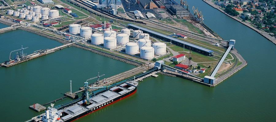 Белоруссия ищет терминалы в Прибалтике и Украине для импорта нефти морем