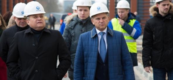А. Черезов и В. Мутко проверили готовность энергетических объектов в Калининградской области к предстоящему ЧМ-2018