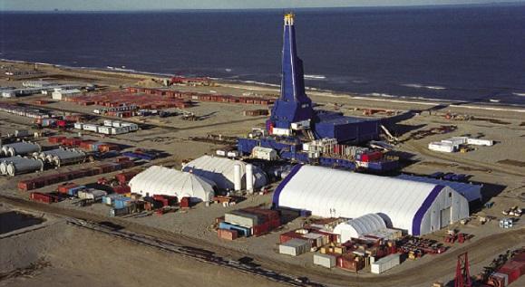 РН-Сахалинморнефтегаз добыл 10-млн нефти на месторождении Одопту-море на шельфе Сахалина