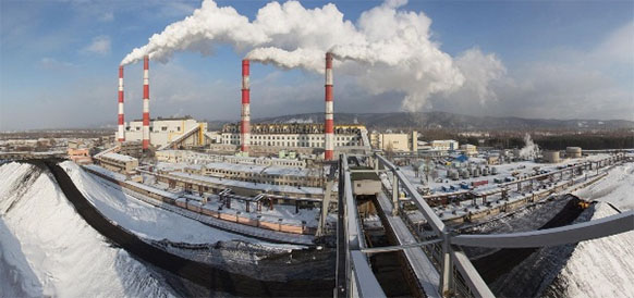 ТЭЦ в Хабаровском крае оказалась под угрозой прекращения подачи газа из-за проблем на Сахалине-1