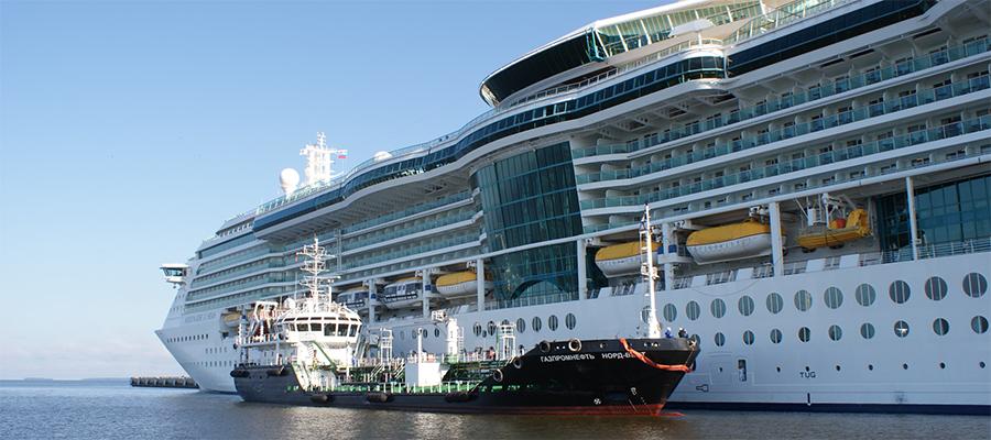 Газпром нефть увеличила реализацию экологичного судового топлива