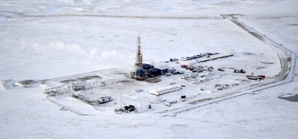 Gazprom Neft begins development of new oil stratum at its Novoportovskoye field