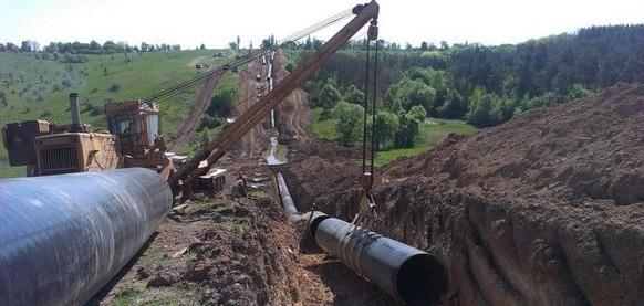 Газопровод Сила Сибири 1 позволит газифицировать села в Ленском районе Якутии