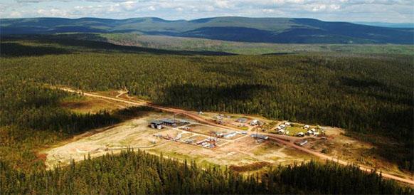 Газпром в 2019 г. приступит к бурению эксплуатационных скважин на Ковыктинском месторождении