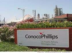 Bulls step on gas for ConocoPhillips