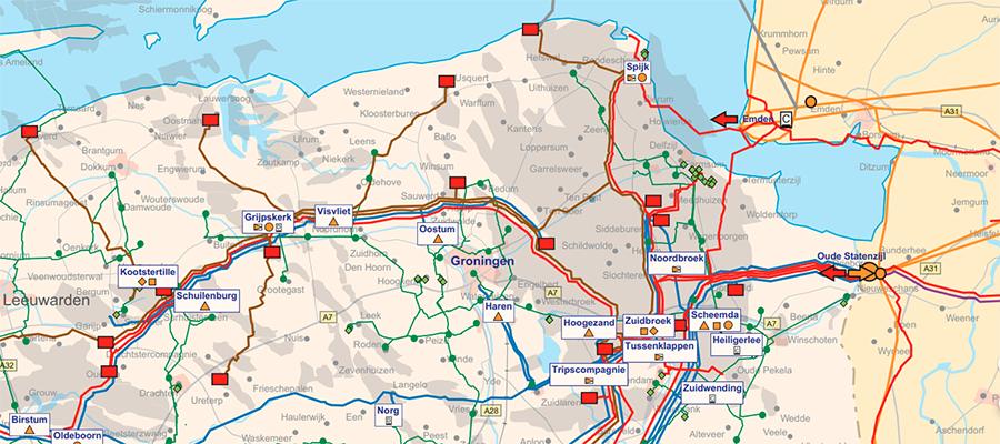 Еще подумают. Нидерланды примут решение по объемам добычи газа на месторождении Гронинген к сентябрю 2021 г.