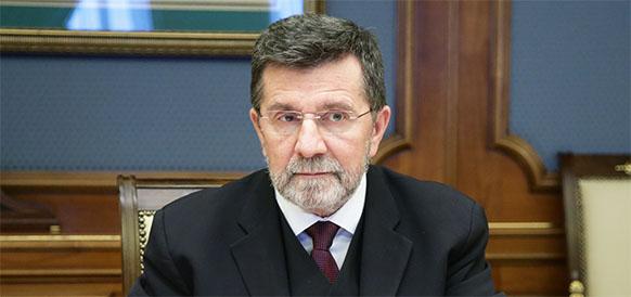 Alexey Miller and Serbian Ambassador Slavenko Terzic note reliability of Russian gas supplies