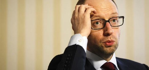 А.Яценюк: Украине не хватает газа в подземных хранилищах для прохождения отопительного сезона 2015/2016 гг