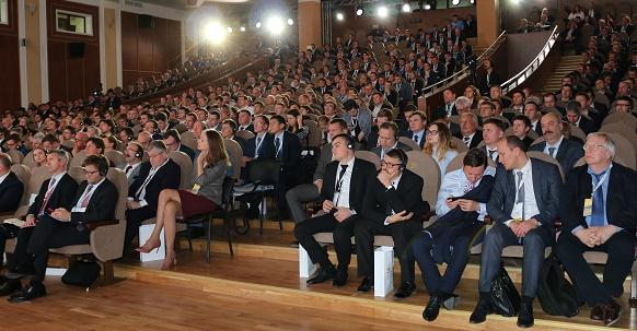 Технологии добычи и разведки обсудили на конференции Роснефти в МГУ им. Ломоносова представители ведущих добывающих компаний (ФОТОАЛЬБОМ)