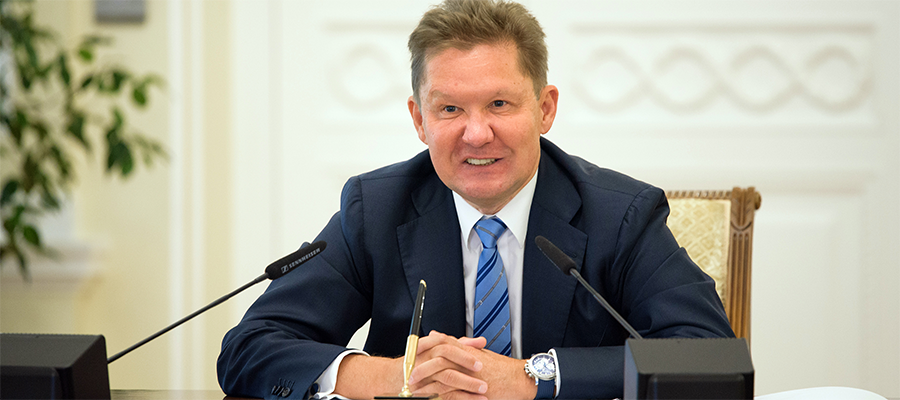 Gazprom and VNG discuss issues related to gas supplies