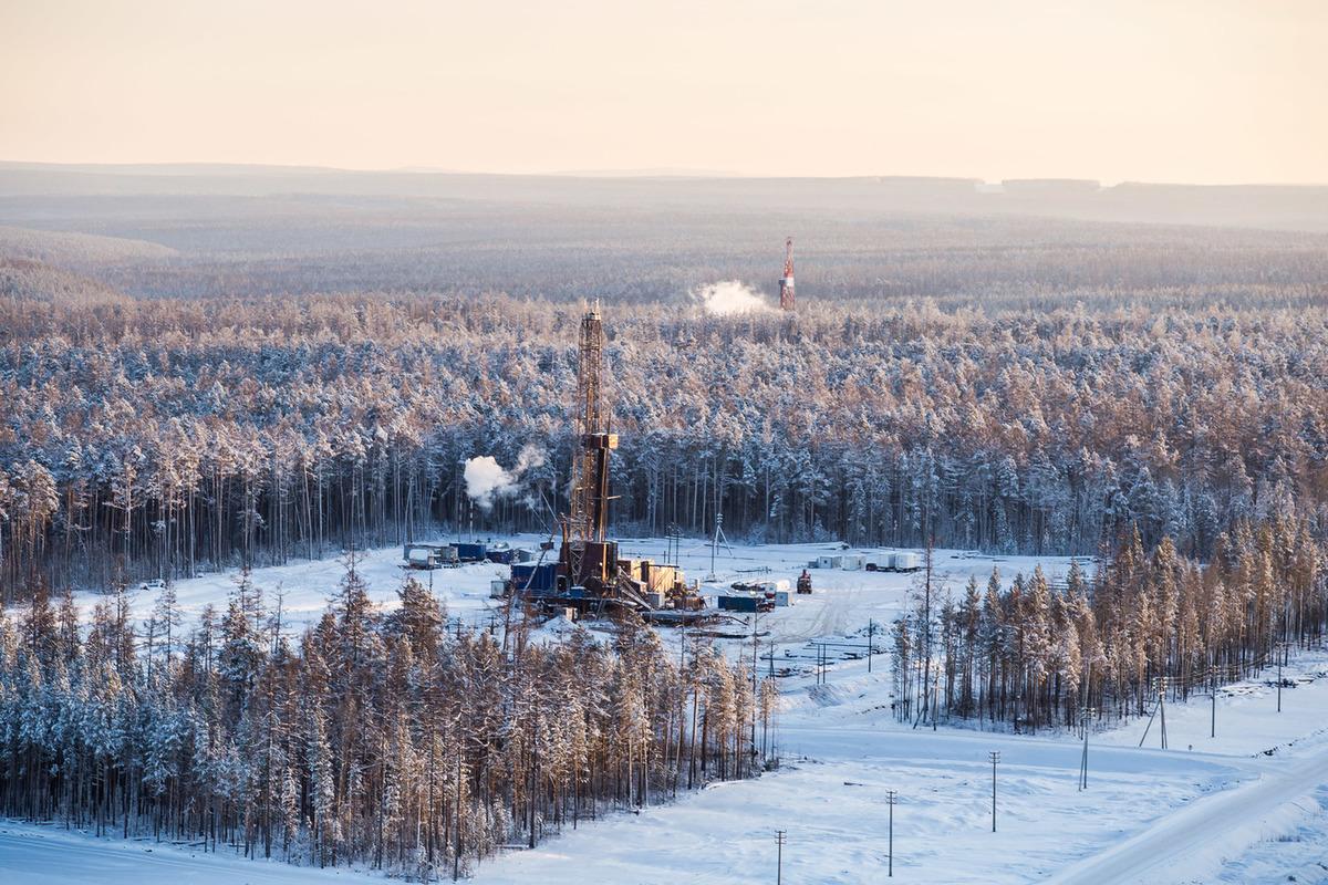А есть ли сланцевый газ в недрах осадочных бассейнах России?