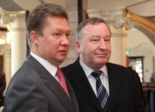 А. Миллер и А. Карлин обсудили вопросы газификации Алтайского края