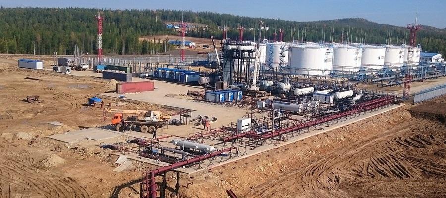 Средства ФРП. Байкитская нефтегазоразведочная экспедиция приобретает в лизинг 2 комплекта буровых установок