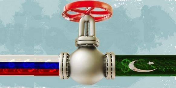 Россия подписала межправсоглашение о строительстве газопровода Карачи -Лахор в Пакистане
