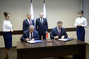 Rosneft and KAMAZ signed Strategic Partnership Agreement