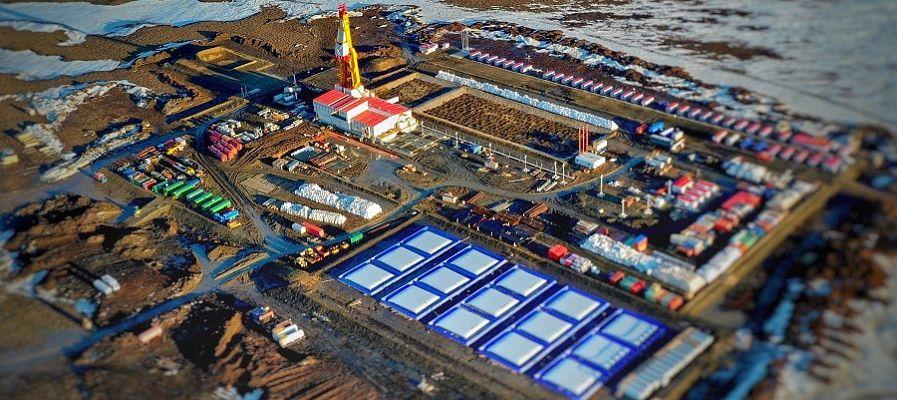 Под Восток Ойл. Нефтегазхолдинг консолидирует активы на п-ве Таймыр