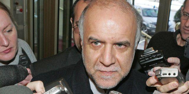 Министр нефти Ирана Б.Зангане нашел заговор среди стран-членов ОПЕК