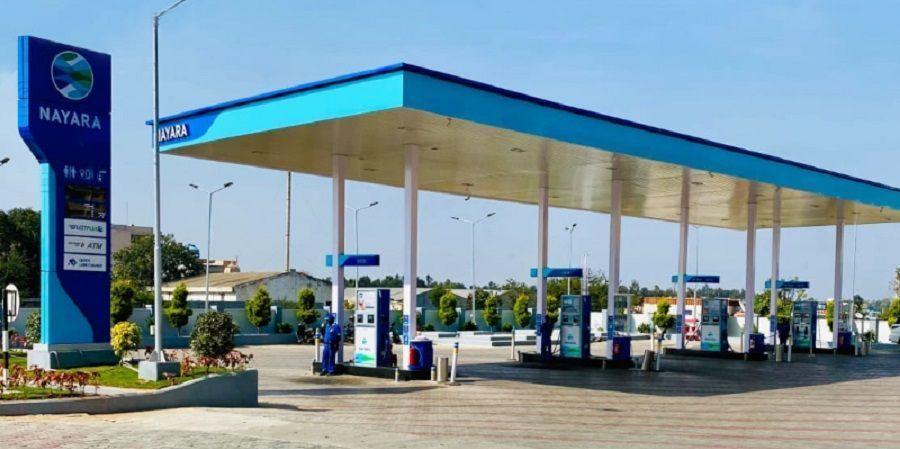 Розничная сеть индийской Nayara Energy превысила 6 тыс. АЗС