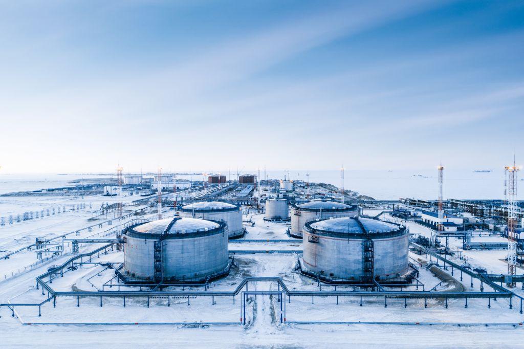 Потенциал газификации Арктики сжиженным природным газом