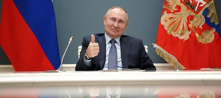 Putin and Erdogan remotely inaugurated the construction of the 3rd reactor at Akkuyu nuclear power plant