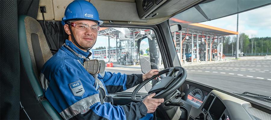 Газпром нефть повышает безопасность перевозок за счет цифровой системы мониторинга транспорта