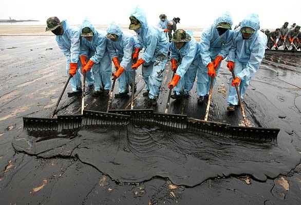BP estimates all remaining material Deepwater Horizon liabilities