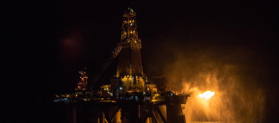 Газпром геологоразведка предлагает новую методику отбора бокового керна на морских скважинах