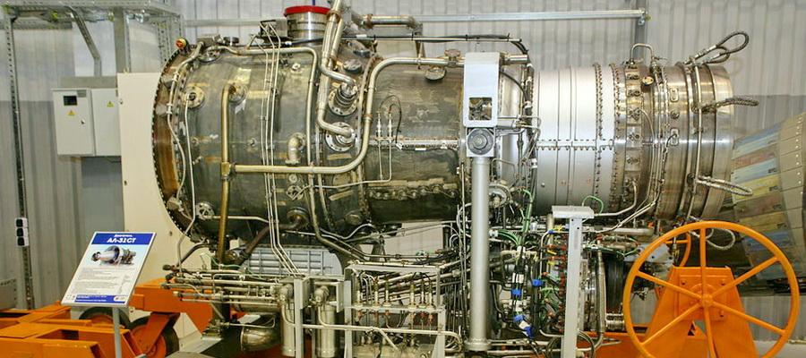 Модернизированный двигатель АЛ-31СТ для газоперекачивающих агрегатов проходит опытную эксплуатацию