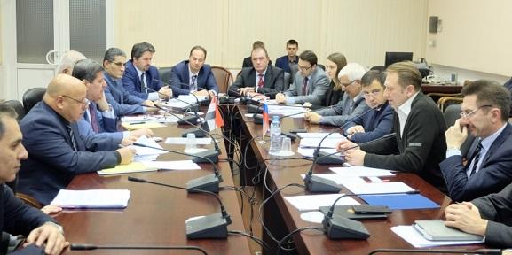 Россия и Ирак продолжат сотрудничество в энергетике. Подписан протокол