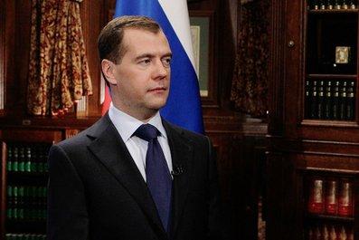 Д. Медведев: РФ найдет альтернативу нефтегазовому оборудованию из ЕС и США