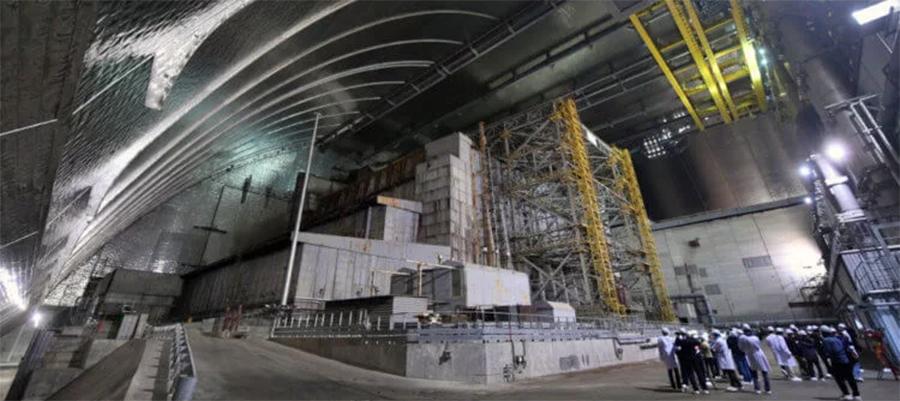 Демонтаж необходим. Саркофаг над 4-м энергоблоком Чернобыльской АЭС планируют демонтировать к 2023 г.