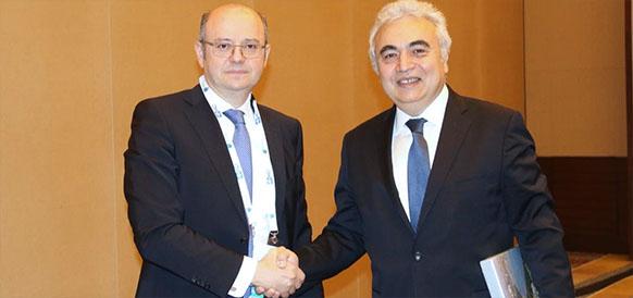 Азербайджан зовет Uniper поучаствовать в проекте восстановления газораспределительной сети Абшерона