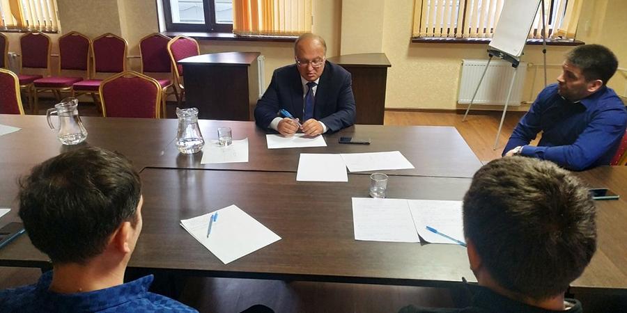 Профессор РХТУ провел курсы повышения квалификации для сотрудников Россильбер