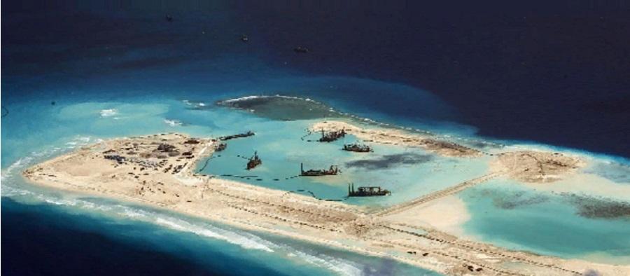 Китайцы неспешно осваивают архипелаг Наньша