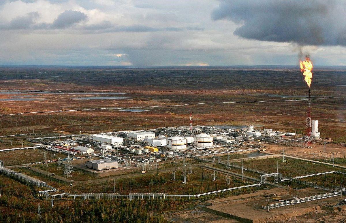 Нефтегазоносность морфоструктур центрального типа на территории Восточной Сибири