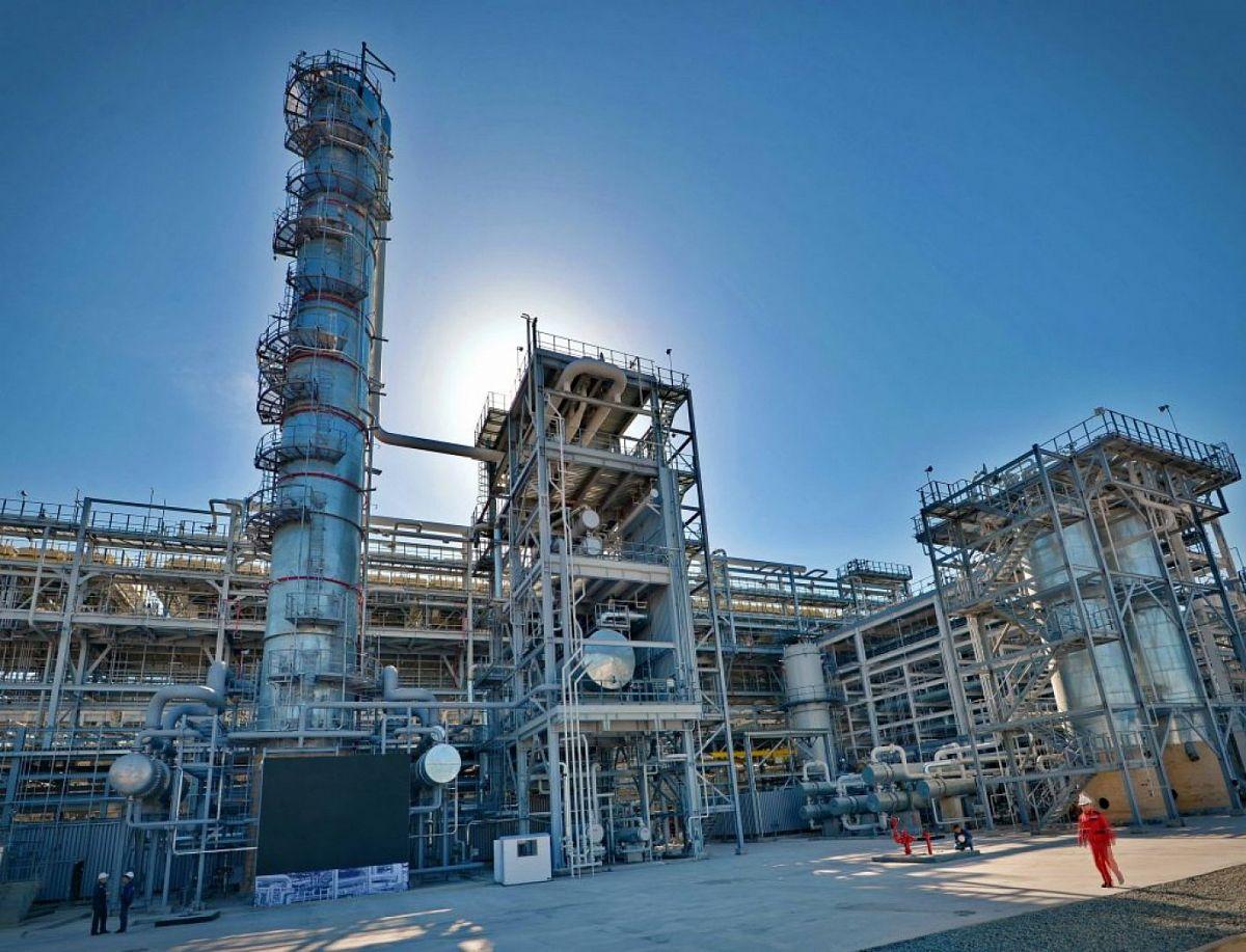 Тестирование и выбор катализатора на установке риформинга Павлодарского нефтехимического завода
