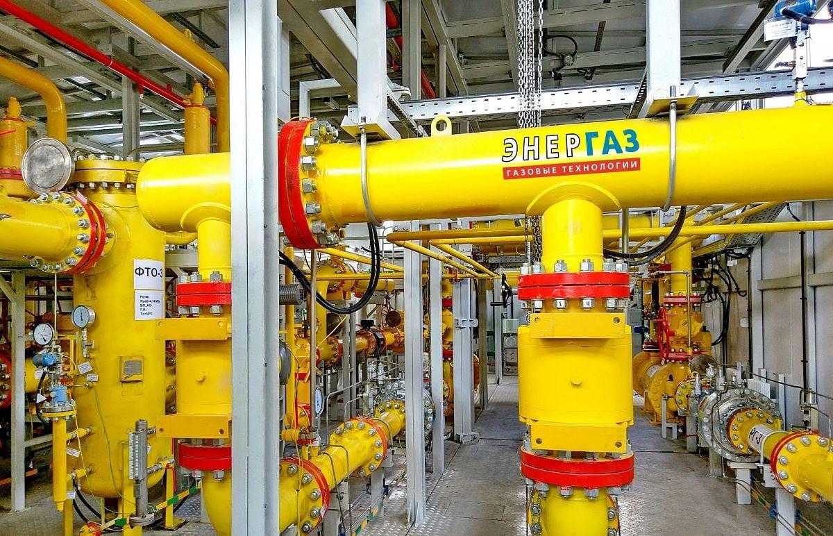 Многофункциональные установки газоподготовки «ЭНЕРГАЗ». Типы и применение