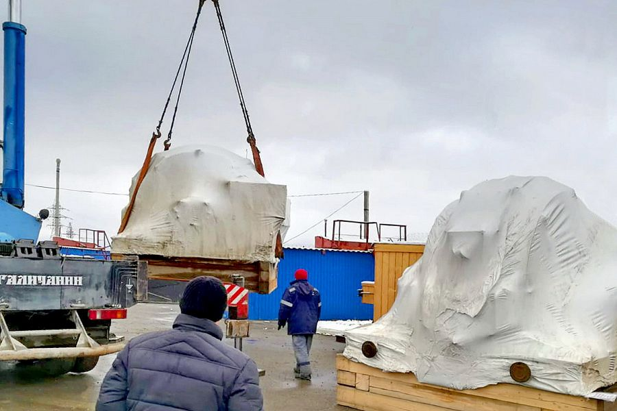 Концерн РУСЭЛПРОМ оснащает гидросиловым оборудованием Барсучковскую малую ГЭС в Ставрополье