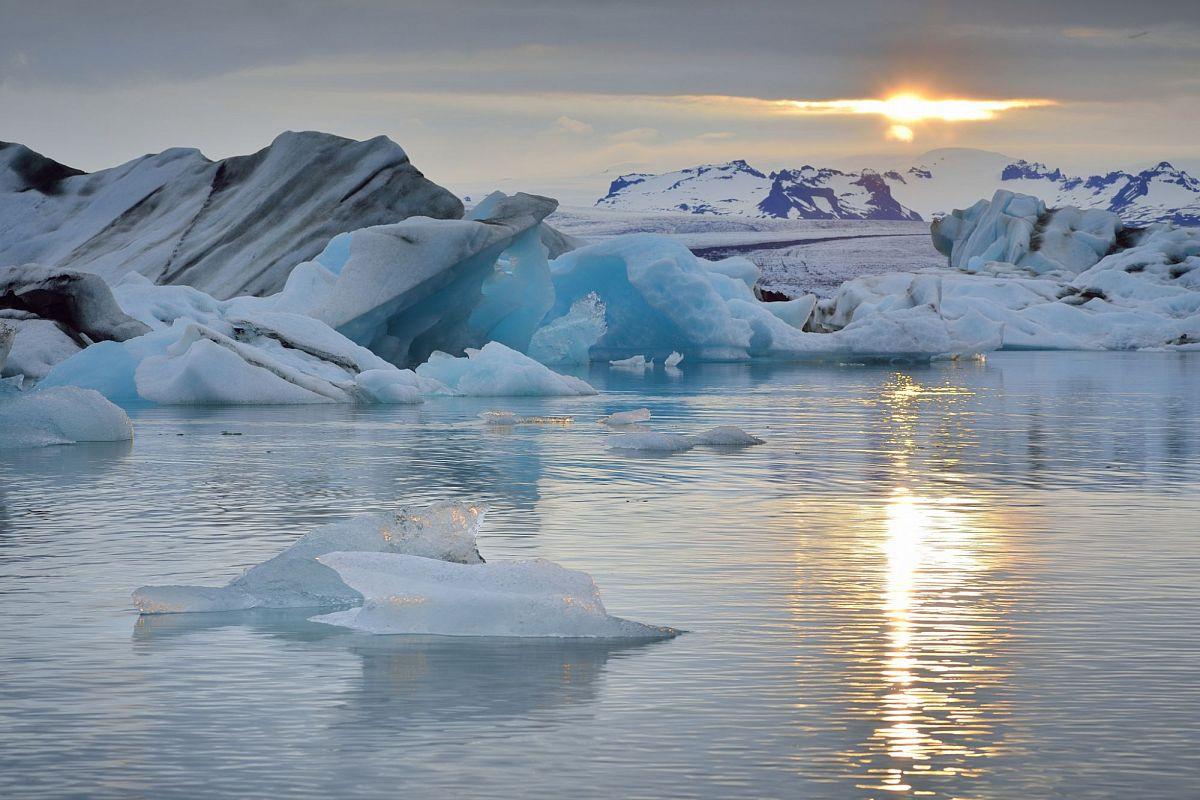 Дрейфующие льды. Система геофизических наблюдений для изучения геосреды под Арктическими регионами